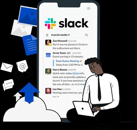 How Slack Is Accelerating Digital Marketing